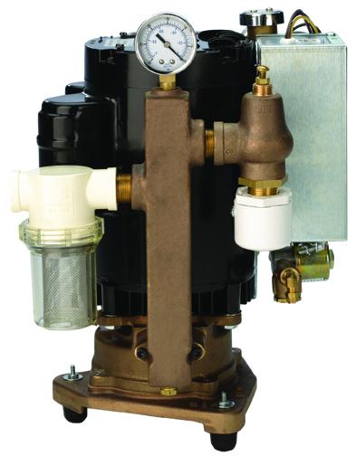 Single Water Ring Pumps