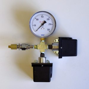 Pressure Switch & Gauge Assemblies